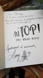 Laury Thilleman - Dédicace Au TOP
