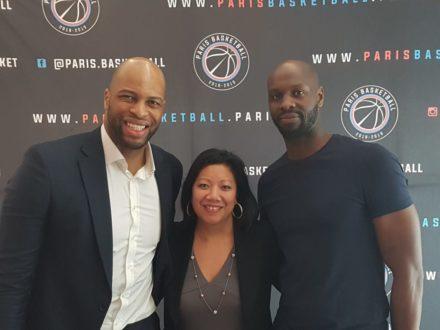 Paris Basketball champions
